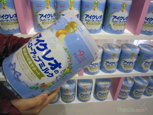 Hướng dẫn khi lựa chọn sữa bột