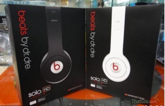 Kinh nghiệm chọn mua tai nghe beats by Dr Dre Chính Hãng
