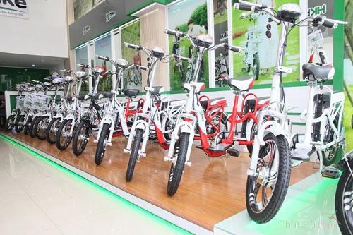 Mua xe đạp điện tại những đại lý uy tín