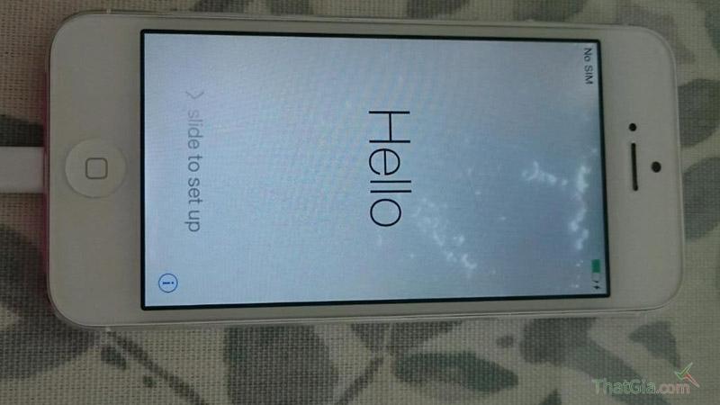iphone bị bầm màu