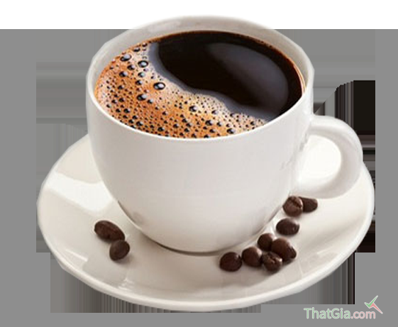 Cà phê có vị đắng đậm đà