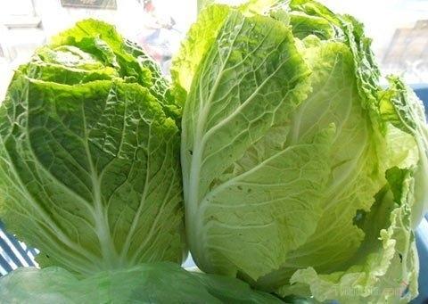 Nhận biết thực phẩm an toàn, rau cải thảo trung quốc ngâm hóa chất