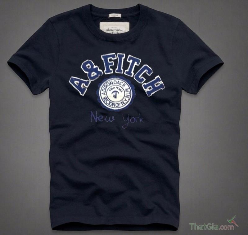 Phân biệt áo hiệu Abercrombie Thật Giả cực dễ
