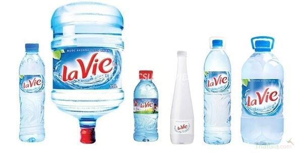 Nhận biết nước uống đóng chai Thật Giả