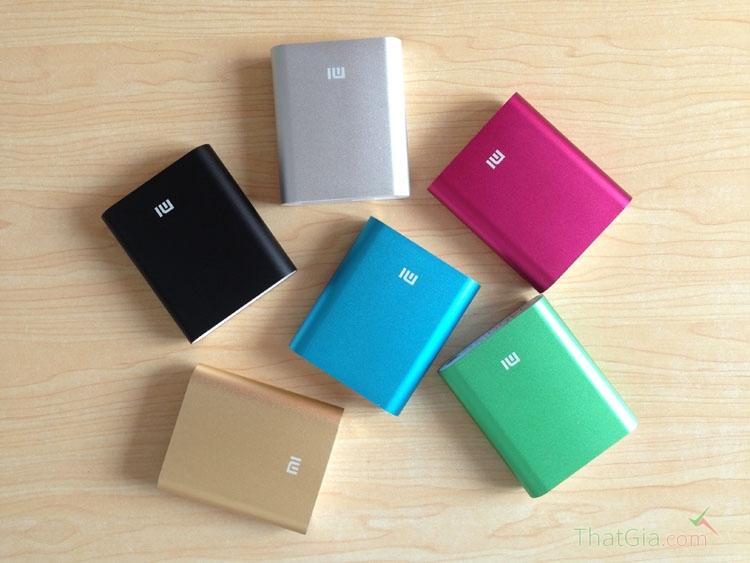 Sạc pin dự phòng Xiaomi