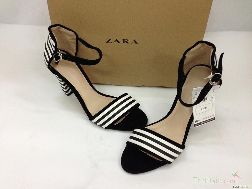 Phân biệt sản phẩm Zara Thật và Giả