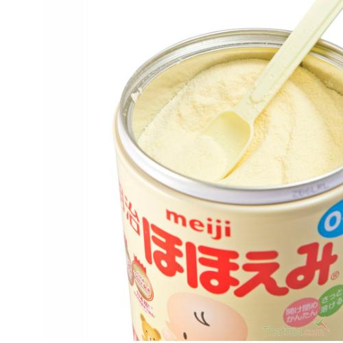 Phân biệt sữa Meiji Thật- Giả.