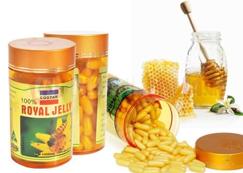 Phân biệt sữa ong chúa úc thật giả