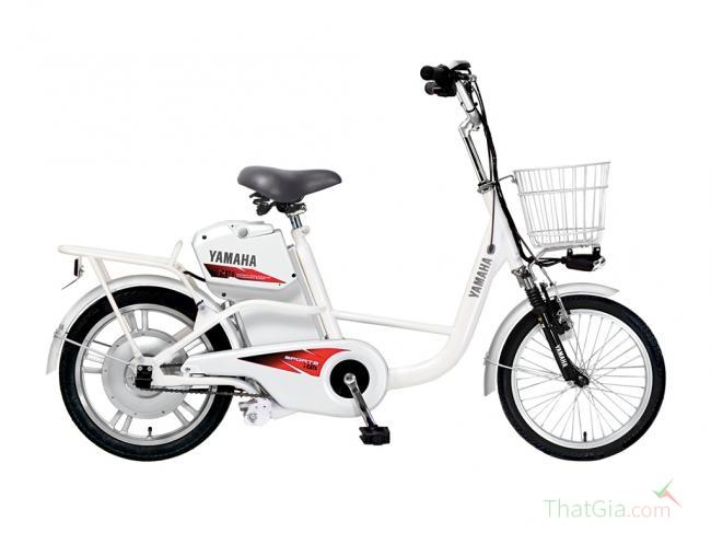 Xe đạp điện Yahama giả tràn ngập thị trường