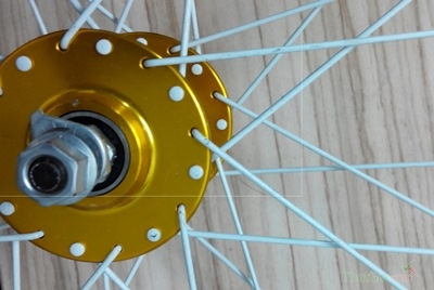 Nan hoa xe đạp fixed gear chính hãng TOPBIKE