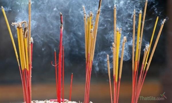 Mùi hương tẩm hóa chất gây dị ứng