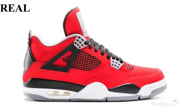 Top 10 mẫu giày thể thao khó lòng nhận biết Thật Giả