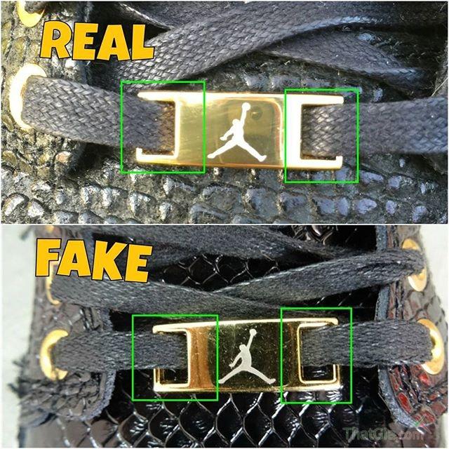 Cách phân biệt, Air Jordan 1, Pinnacle, thật và hàng fake