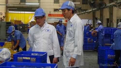 Tiến sĩ Lâm Văn Mân - Trưởng phòng Nghiên cứu phát triển và Chuyển giao công nghệ