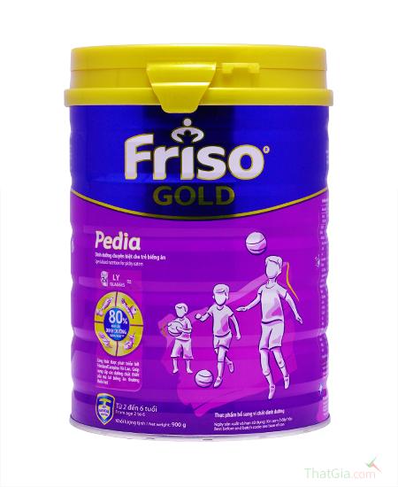 Giúp mẹ nhận biết được sữa Friso Thật chuẩn chất lượng