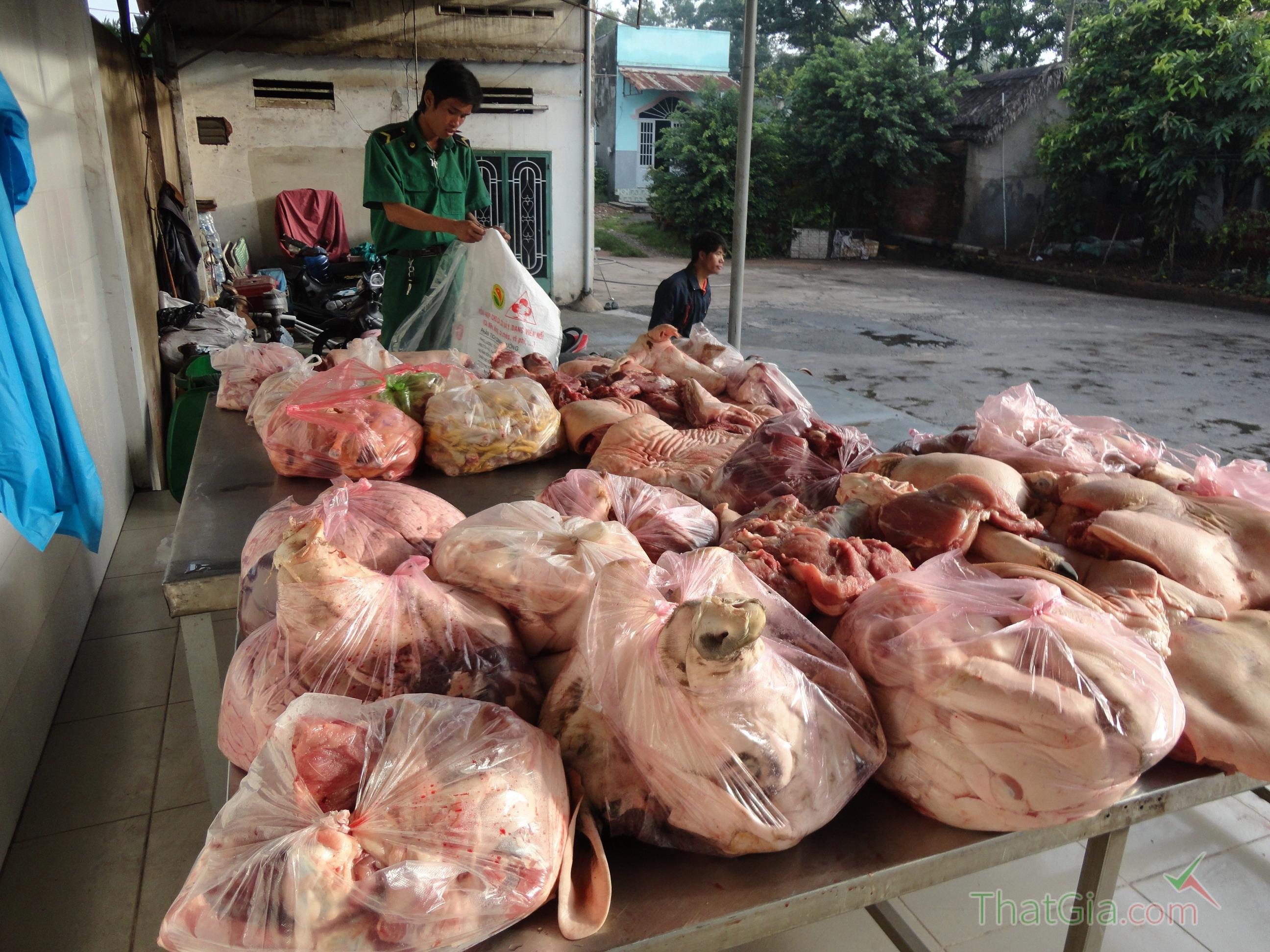 Thực phẩm kém chất lượng từ Trung Quốc