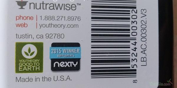 """Trên sản phẩm phải được in dòng chữ: """" Made in the U.S.A"""
