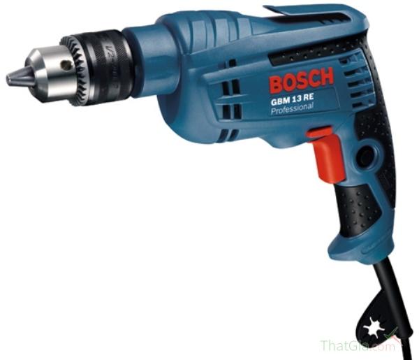 Nhận biết máy khoan Bosch chính hãng