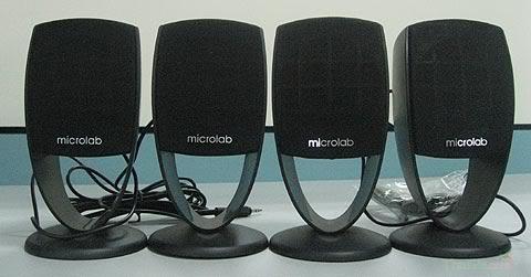 Phân biệt loa Microlab Thật và Nhái