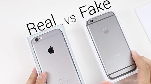 Cách nhận biết iPhone thật và giả chính xác nhất 3