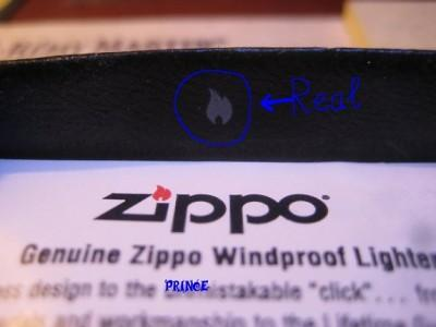 Cách nhận biết bật lửa Zippo Xịn