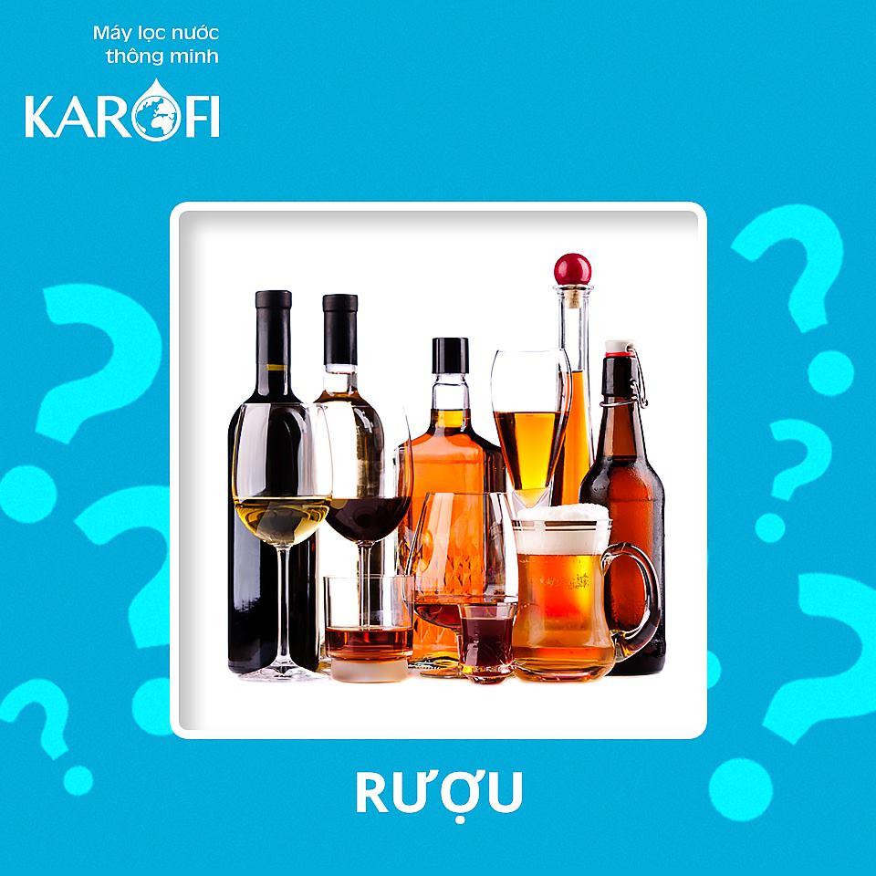 Máy lọc nước thông minh Karofi - 6 Cách phân biệt hàng THẬT – GIẢ bằng nước